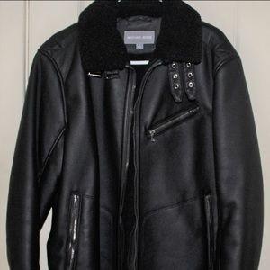 Micheal Kors Black Aviator (VNDS) Jacket